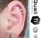 Piercing Christina Colour Piercing Sabelink Tattoo 032