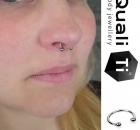 Piercing Christina Colour Piercing Sabelink Tattoo 009