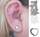 Piercing Christina Colour Piercing Sabelink Tattoo 022