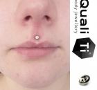 Piercing Christina Colour Piercing Sabelink Tattoo 023