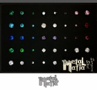 Piercing Sabelink Tattoo Brumunddal Metal Mafia classic crystals