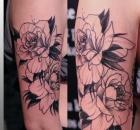 Yaroslav Sabelink Tattoo Brumnddal roses1