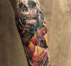 Yaroslav Yurkevich Sabelink Tattoo 002