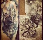 Yaroslav Yurkevich Sabelink Tattoo 15